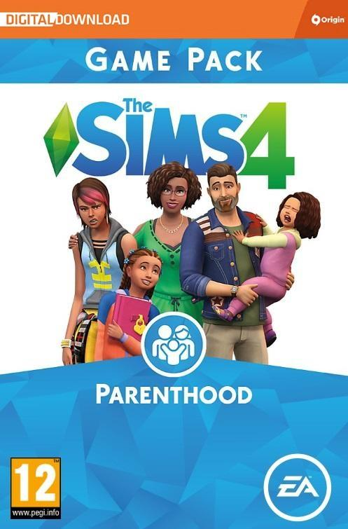 The Sims 4 Parenthood Till Pc Gamestop Sverige