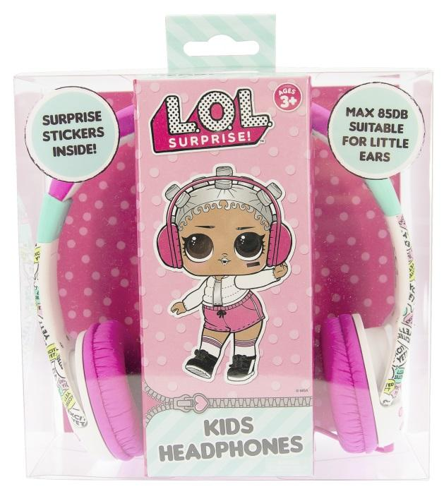 L.O.L. Surprise! Multi Club Childrens Headset