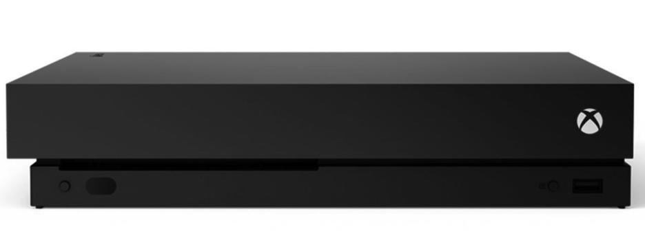 Xbox One X 1TB Konsol och Metro Exodus [Endast Hos GameStop]