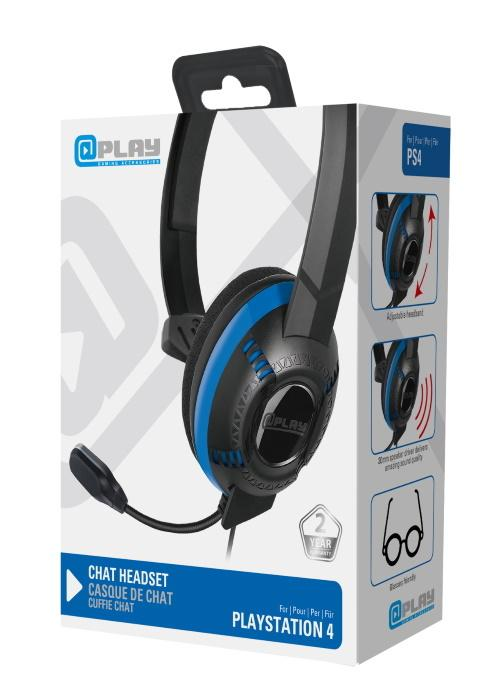 At Play: Chat Headset Till PS4