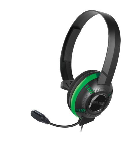 At Play: Chat Headset Till Xbox One
