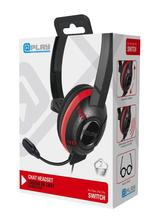 At Play: Chat Headset Till Switch