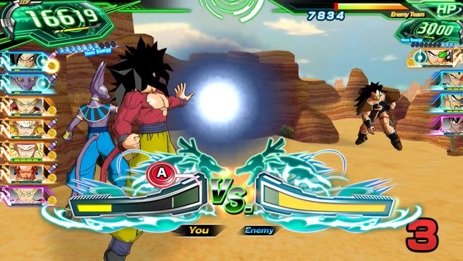 Super Dragon Ball Heroes World Mission
