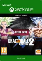 Dragon Ball Xenoverse 2 - Extra Pass Till Xbox One