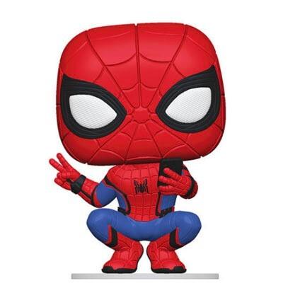 POP: Spider-Man: Far From Home - Spider-Man (Hero Suit)