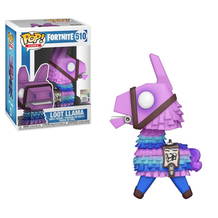 Pop Games: Fortnite S3 - Loot Llama