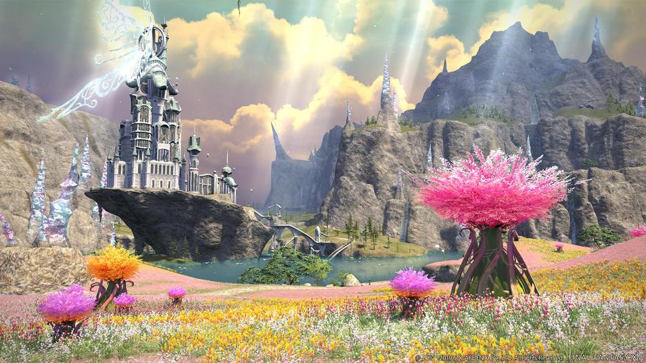 Final Fantasy® XIV Online Shadowbringers