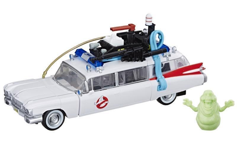 Transformers Collaborative: Ghostbusters Mash-Up - Ghostbusters Echo-1 Ectotron Figure [Endast Hos GameStop]