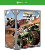 Monster Jam Steel Titans - Collectors Edition