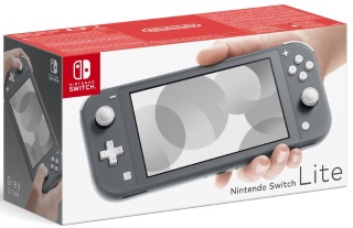 Nintendo Switch™ Lite Grey Konsol