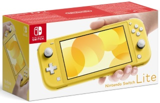 Nintendo Switch™ Lite Yellow Konsol