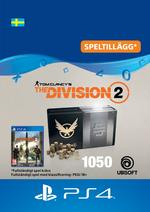 Tom Clancy's - The Division 2: 1050 Premium Credits-Paket Till PS4