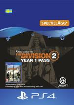 Tom Clancy's - The Division 2: Year 1 Pass Till PS4