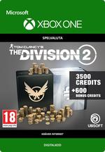 Tom Clancy's - The Division 2: 4100 Premium Credits-Paket Till Xbox One