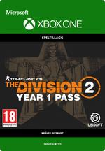 Tom Clancy's - The Division 2: Year 1 Pass Till Xbox One