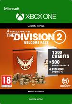 Tom Clancy's - The Division 2: Välkomstpaket Till Xbox One