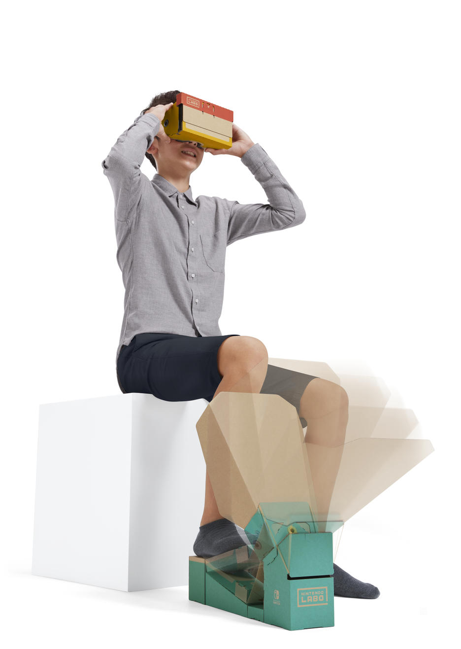 Nintendo Labo: VR Expansion Set 2