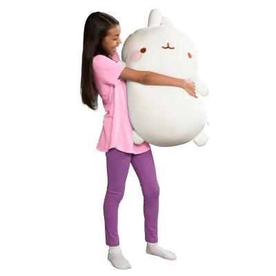 "Molang: Giant 25"" Super Soft Molang Plush"