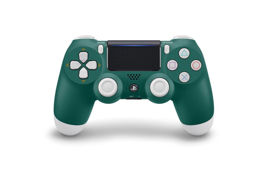 Dualshock®4 V2 Controller Alpine Green