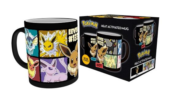 Pokémon: Eevee Heat Changing Mug
