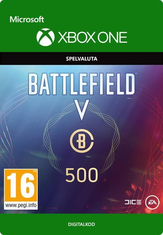 Battlefield™ V – 500 Battlefield-valuta [DIGITAL]