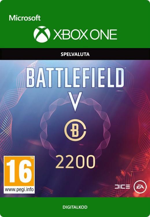 Battlefield™ V – 2200 Battlefield-valuta [DIGITAL]