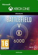 Battlefield™ V – 6000 Battlefield-valuta