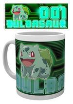 Pokémon: Bulbasaur Neon Mug