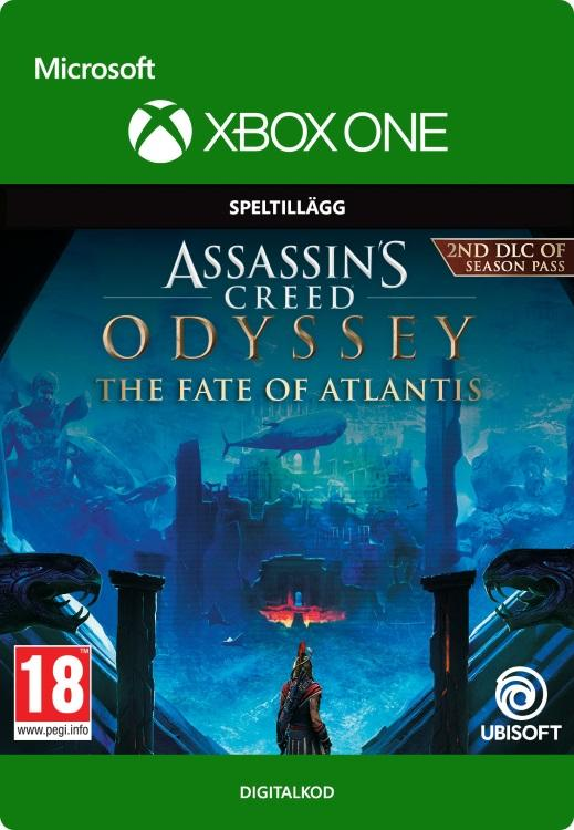Assassin's Creed® Odyssey The Fate of Atlantis Till Xbox One [DIGITAL]