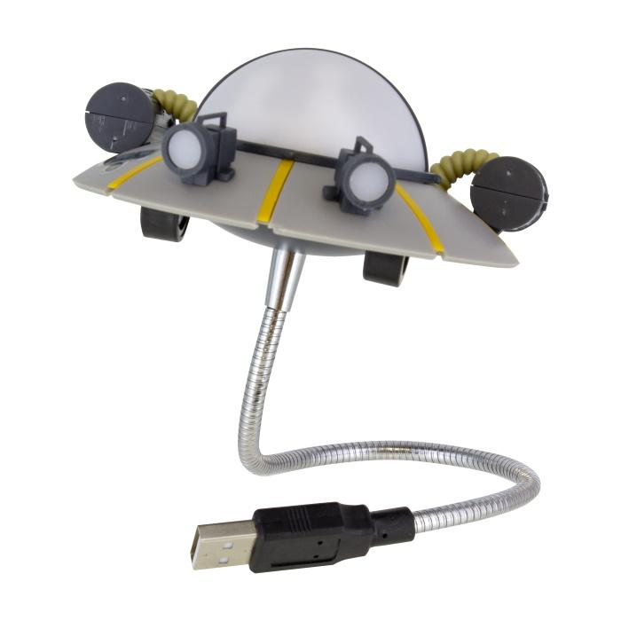 Rick and Morty: Ricks Ship USB Light