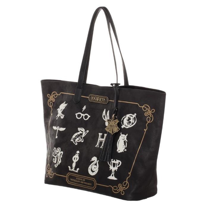 Harry Potter: Back to Hogwarts Tote Bag