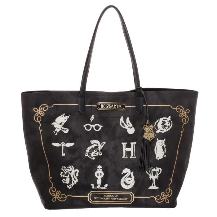 Harry Potter: Back to Hogwarts Tote Bag
