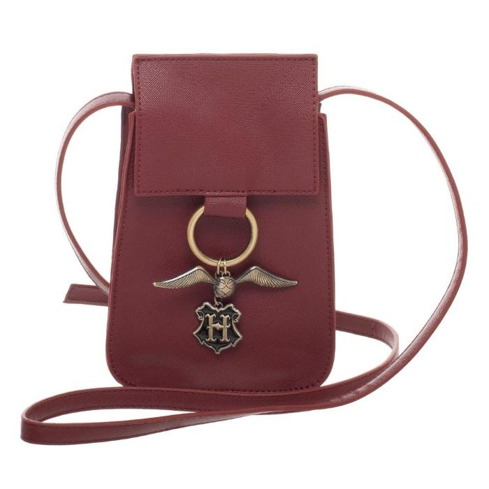 Harry Potter: Golden Snitch Crossbody Bag