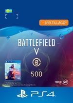 Battlefield™ V – 500 Battlefield-valuta Till PS4