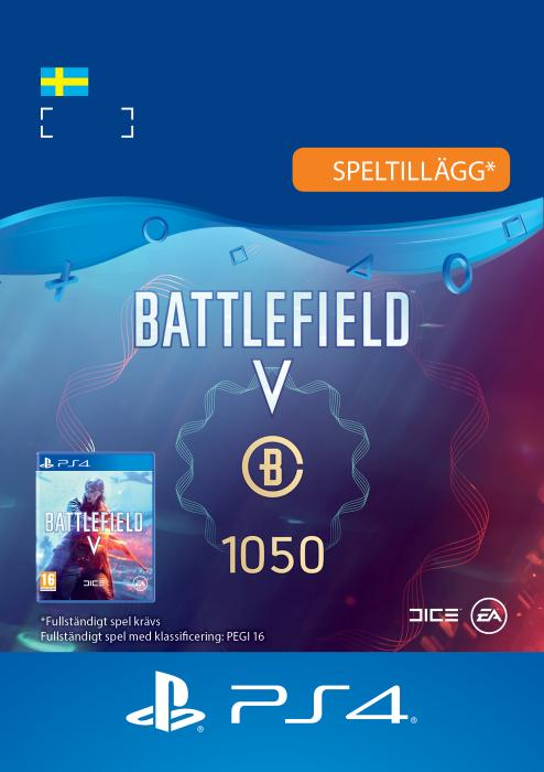 Battlefield™ V – 1050 Battlefield-valuta Till PS4 [DIGITAL]
