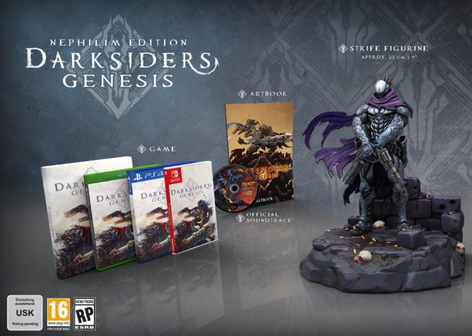 Darksiders® Genesis Nephilim Edition
