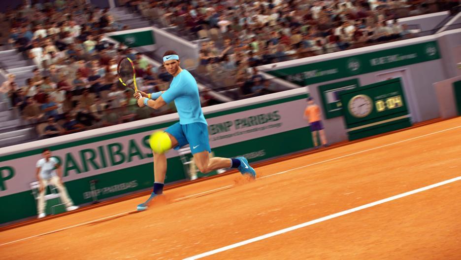 Tennis World Tour Roland Garros Edition
