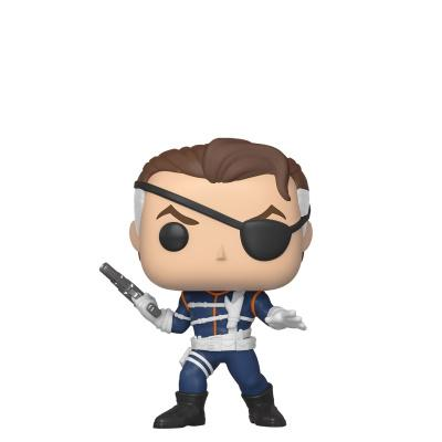 POP Marvel: 80th - First Appearance - Nick Fury [Endast Hos GameStop]