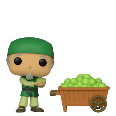 Pop Animation: Avatar Last Airbender-2PK-- Cabbage Merchant & Cabbage Cart [Endast Hos GameStop]