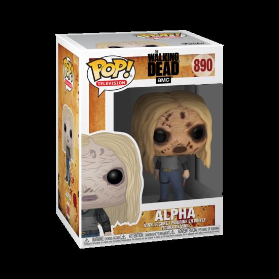 POP TV: Walking Dead - Alpha with Mask