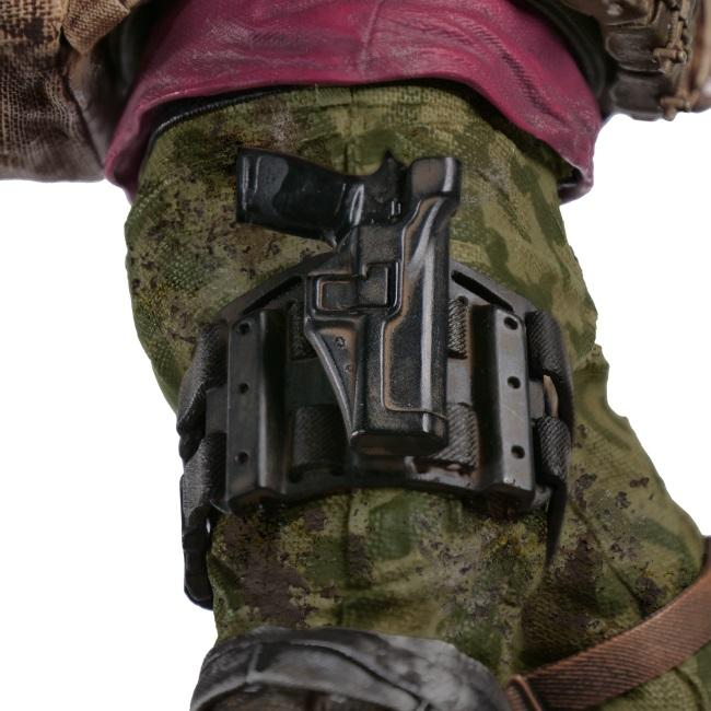 Tom Clancy's Ghost Recon® Breakpoint Nomad Figurine