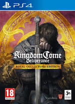 Kingdom Come: Deliverance Royal Collectors Edition PS4