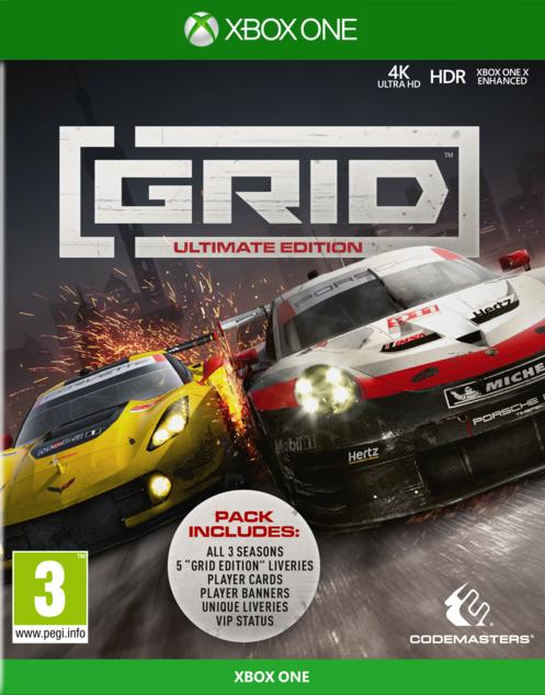 GRID® Ultimate Edition