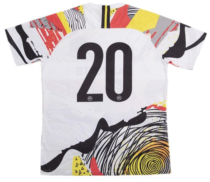 Fifa 20 Ultimate Team™ Away Jersey - Medium [Endast Hos GameStop]