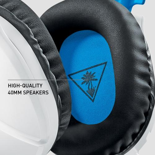Turtle Beach® White Recon 70 Headset till PS4™ Pro & PS4™