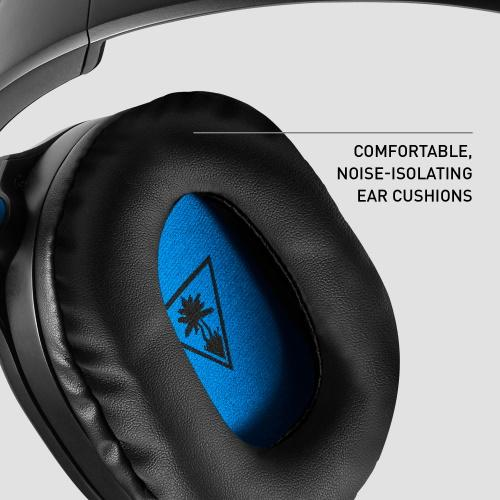 Turtle Beach® Black Recon 70 Headset till PS4™ Pro & PS4™