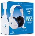 Turtle Beach® White Stealth 600 Headset till PS4
