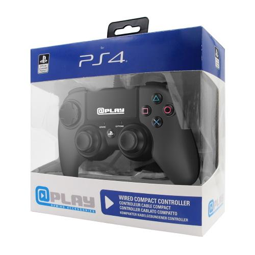 At Play: Grey Compact PS4 Controller