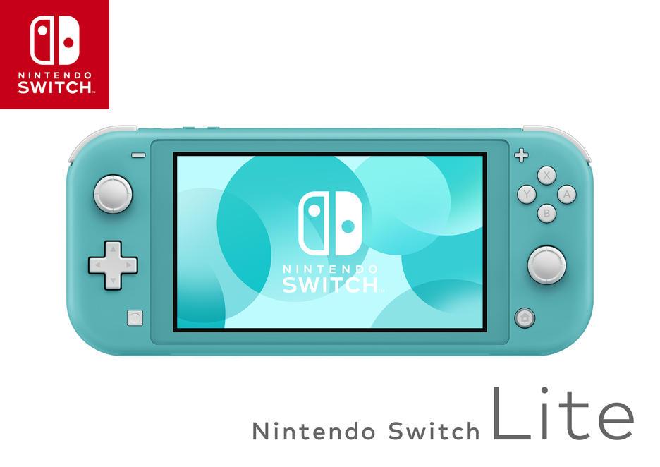 Nintendo Switch Lite Turquoise Konsol