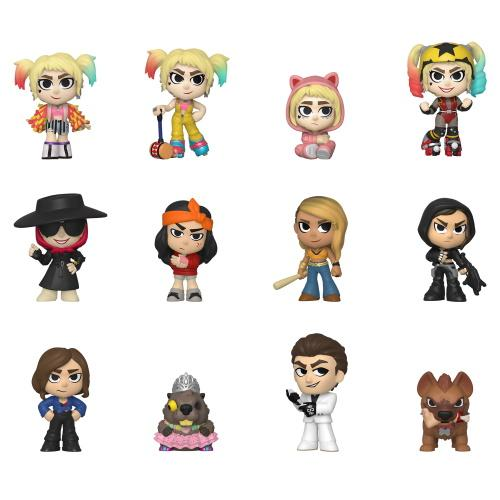 Mystery Minis: Birds of Prey